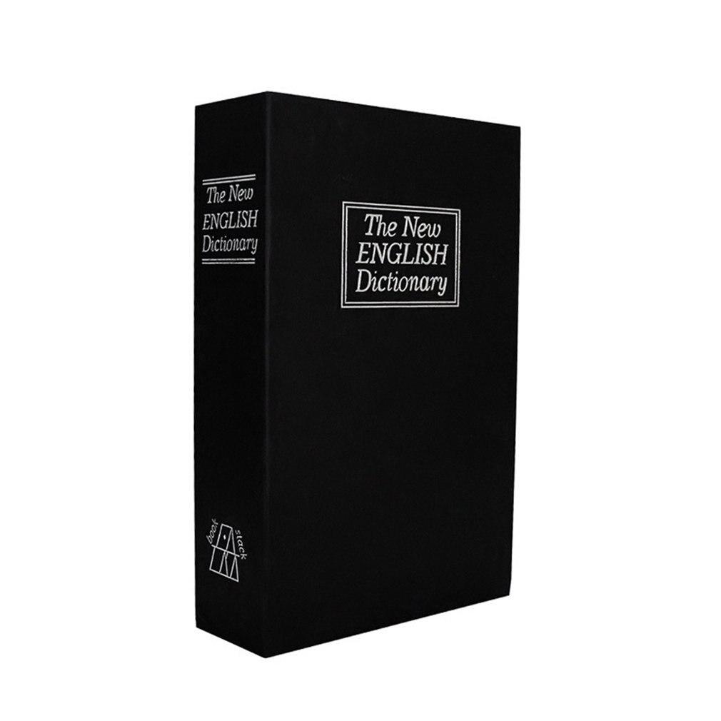 novidade design ingles dicionario forma chave caixa de dinheiro mealheiro seguro