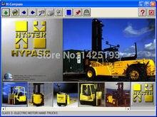 Hyster chariot élévateur Hypass 2006