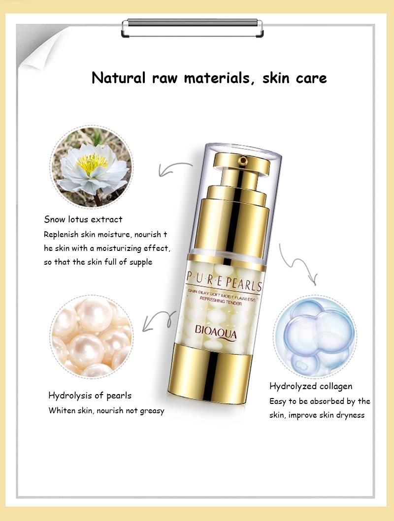 Купить с кэшбэком BIOAQUA eye cream anti-aging anti-puffiness collagen new eye creams remove eye bag dark circle whitening skin care eye firming