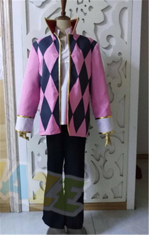 Disfraz de Cosplay de Castillo en movimiento de Howl de Anime, disfraz de Halloween, disfraz de adulto Unisex