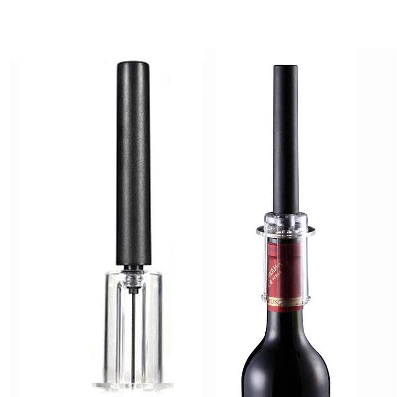 Bomba de aire para abrir botellas de vino, abridor de botellas tipo...