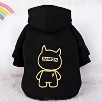 pet clothes dog clothes for small dogs coat jacket hoodie sweater clothes for yorkies cute dog hoodie overalls for dogs clothing