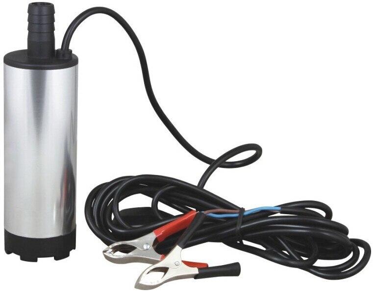 Автомобильный Электрический масляный насос, дизельный насос 12 В 24 В постоянного тока, погружной насос, Малый масляный насос, самовсасывающи...