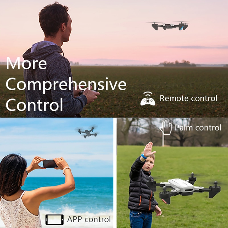 New SG700D Drone Profissional Zoom Control 4K Wide-Angle Camera Drone WIFI 1080P Dual camera RC Quadrocopter Foldable Dron enlarge
