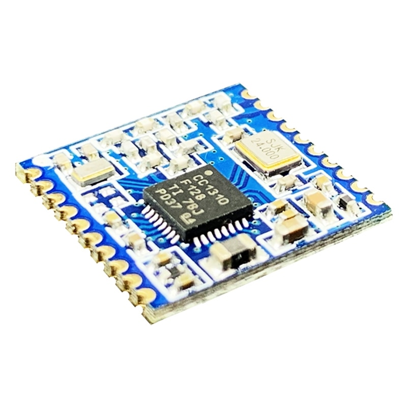 CC1310TR4 433 МГц Sub-1G беспроводной радиочастотный модуль Заводская передача данных 433 МГц CC1310 радиочастотный модуль