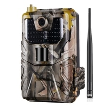20Mp 1080P Wildlife Trail Surveillance Camera Photo Traps Night-Vision 2G Sms Mms Smtp Email Cellula