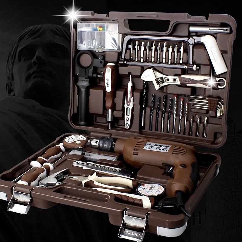 Professional Multifunction Tool Box Hard Case Organizer Waterproof Equipment Tool Box Caixa Ferramenta Tools Packaging DB60GJ