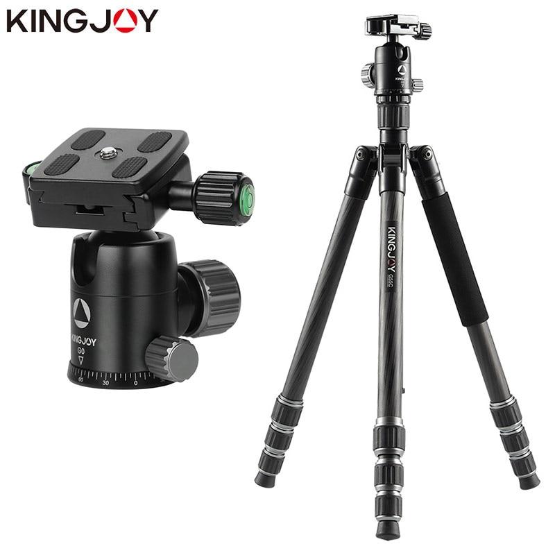 G55/G55C Camera Carbon fiber Tripode Flexible Stand Monopod For All Models Professional  Video Para Movil Flexible Stativ