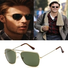 fashion vintage 3136 caravan aviation style drive sunglasses classic men women driving polarized fis