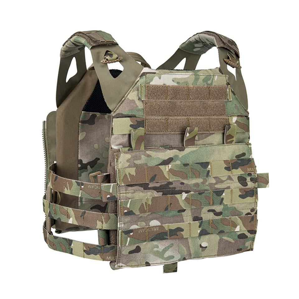 Chaleco táctico FMA, portador de placa de salto Multicam JPC 2,0 Ver cuerpo, chaleco Molle, caza, Airsoft, equipo táctico