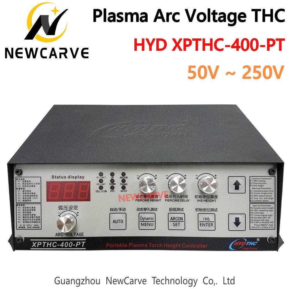 HYD XPTHC-400-PT قوس الجهد 50-250V الشعلة ارتفاع تحكم THC ل CNC البلازما قطع آلة NEWCARVE