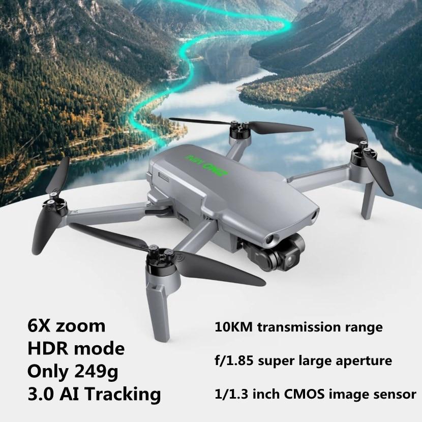 جديد المهنية بدون طيار 4k الترا HD 5G واي فاي 10 كجم FPV درون 3-محور Gimbal ثلاثية الأبعاد عقبة الاستشعار 40 دقيقة وقت الطيران أجهزة الاستقبال عن بعد 249g