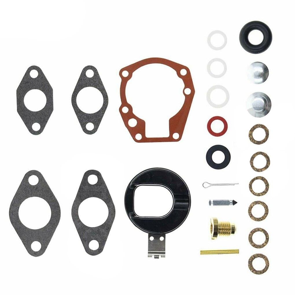 Recambio para carburador de motor Johnson Evinrude 5.5hp 6hp 7.5hp 10hp Kit de reparación de carburador reconstruido