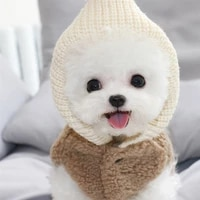 pet products winter dog clothing hoodie coat jacket vest cat dog clothes for dogs cute pet costume small dog clothes for dogs