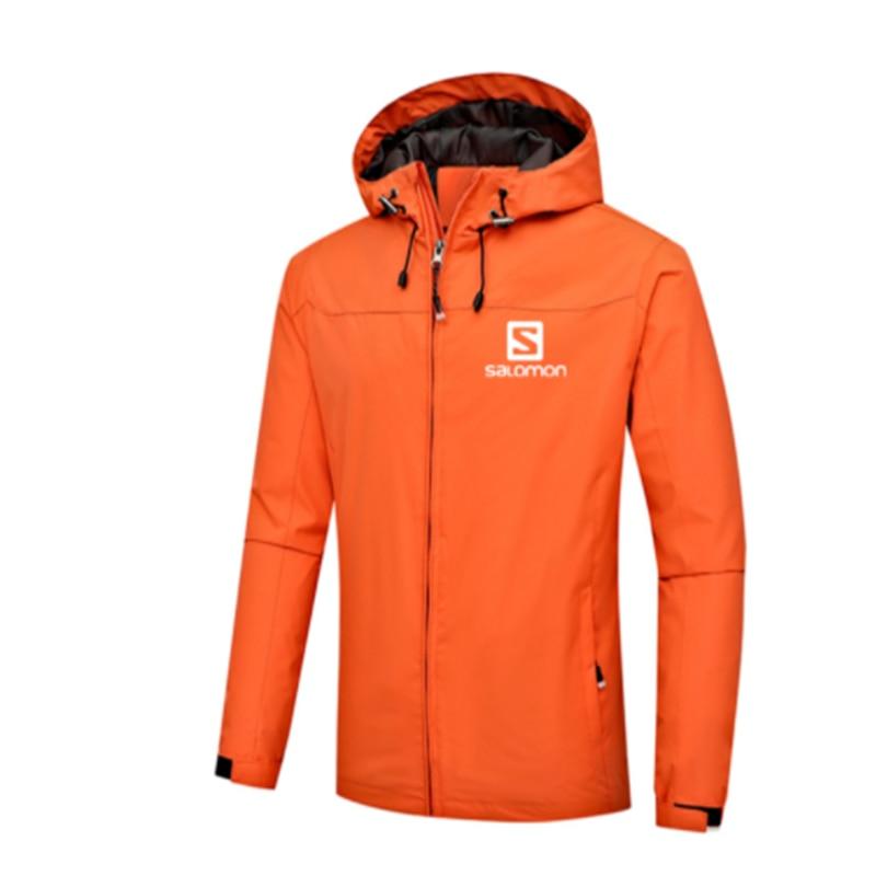 S Series Men Women Hoody Hiking Jacket Waterproof Quick Dry Camping Clothes Outdoor Sports Coats Male Windbreaker Jackets S-5XL