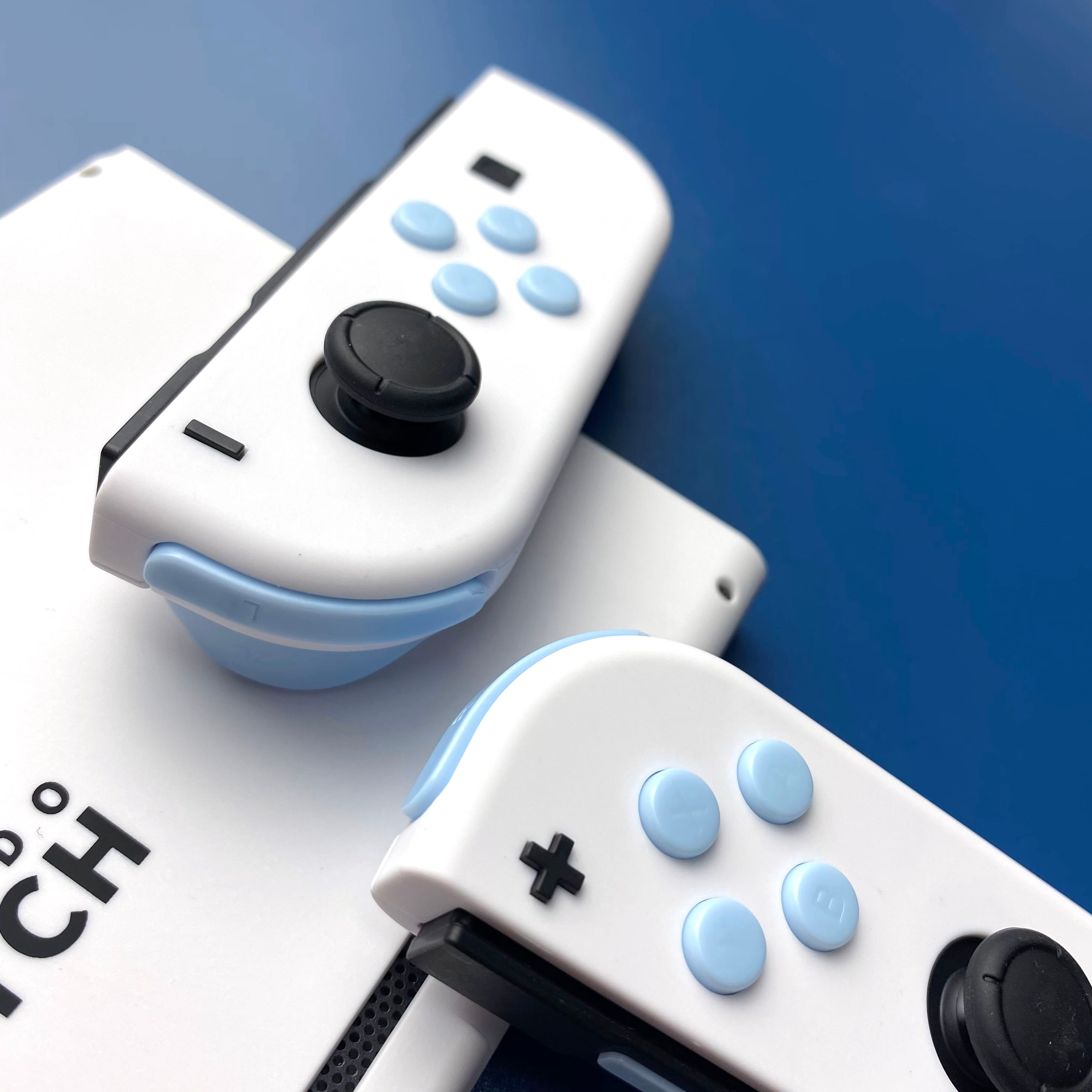 NS Switch Console Joy Con Replacement Housing Shell Case for Nintendos Switch NS Controller Joy-Con Game Console Switch Shell enlarge