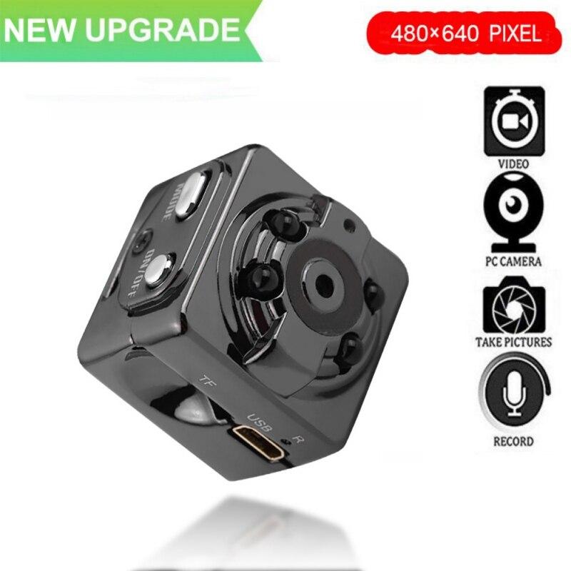 ZL-Mini cámara compacta portátil para hombre y mujer, videocámara Digital pequeña de...