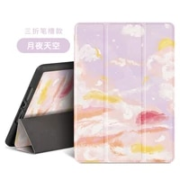 for ipad 8th 7th generation case 10 2 2020 2019 for air 3 4 case 10 9 2020 pro 11 funda silicone auto sleep with pencil holder