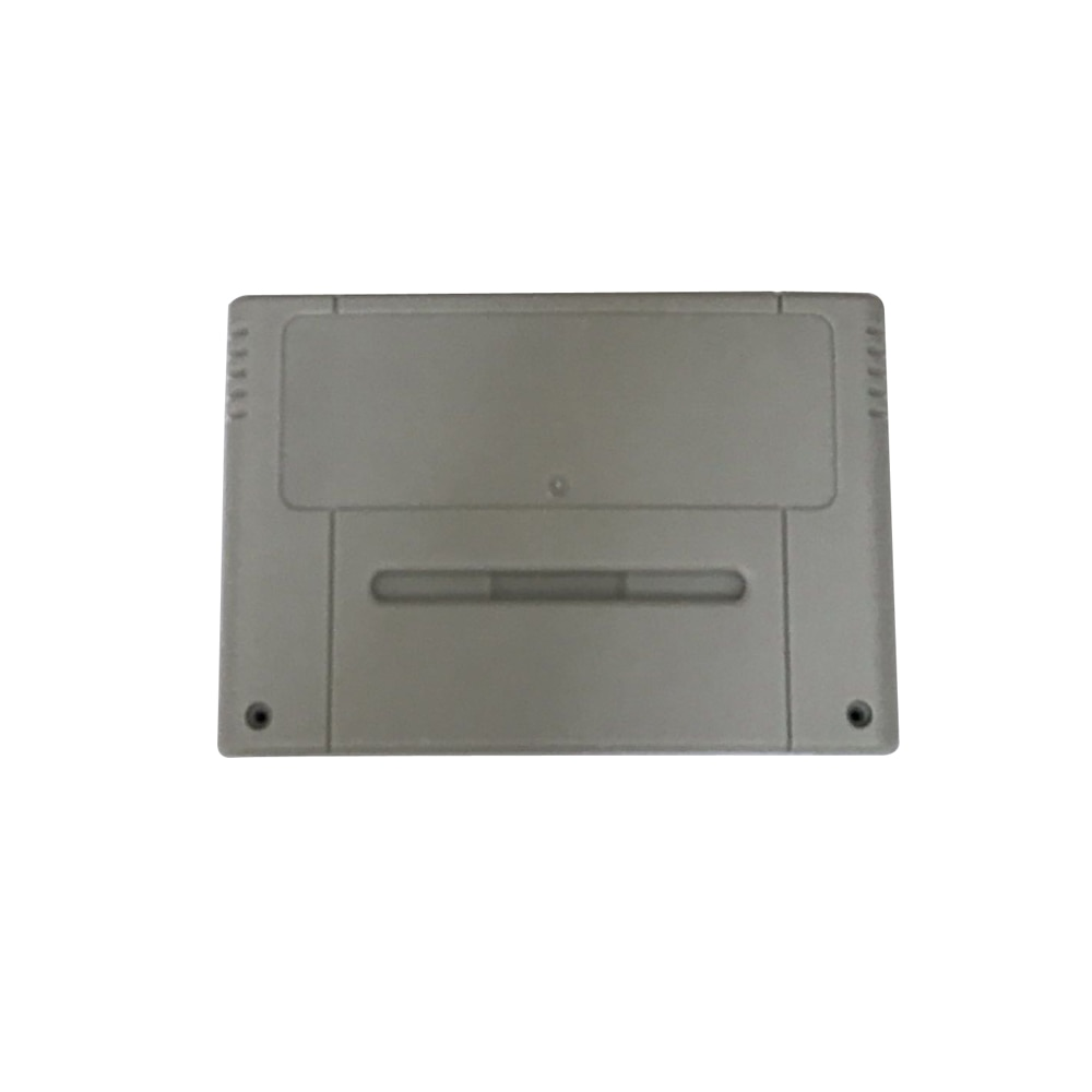 Game Ctridge Replacement Plastic Shell For SNES game Console card 16bit game card shell JP/EU Version