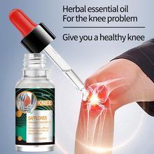 20 Ml Herbal Ginger Safflower Massage Oil Joint Pain Oil Arthritis Rheumatism Myalgia Treatment Knee