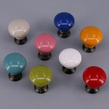 1x petite commode ronde à boutons   Armoire, placard, commode, bouton de tiroir, dollhouse, boîte à bijoux, Dia 20mm