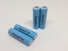 MasterFire 10PCS/LOT Original LG 3.7V 18650 INR18650MH1 3200mAh MH1 high drain 10A power rechargeable battery lithium batteries