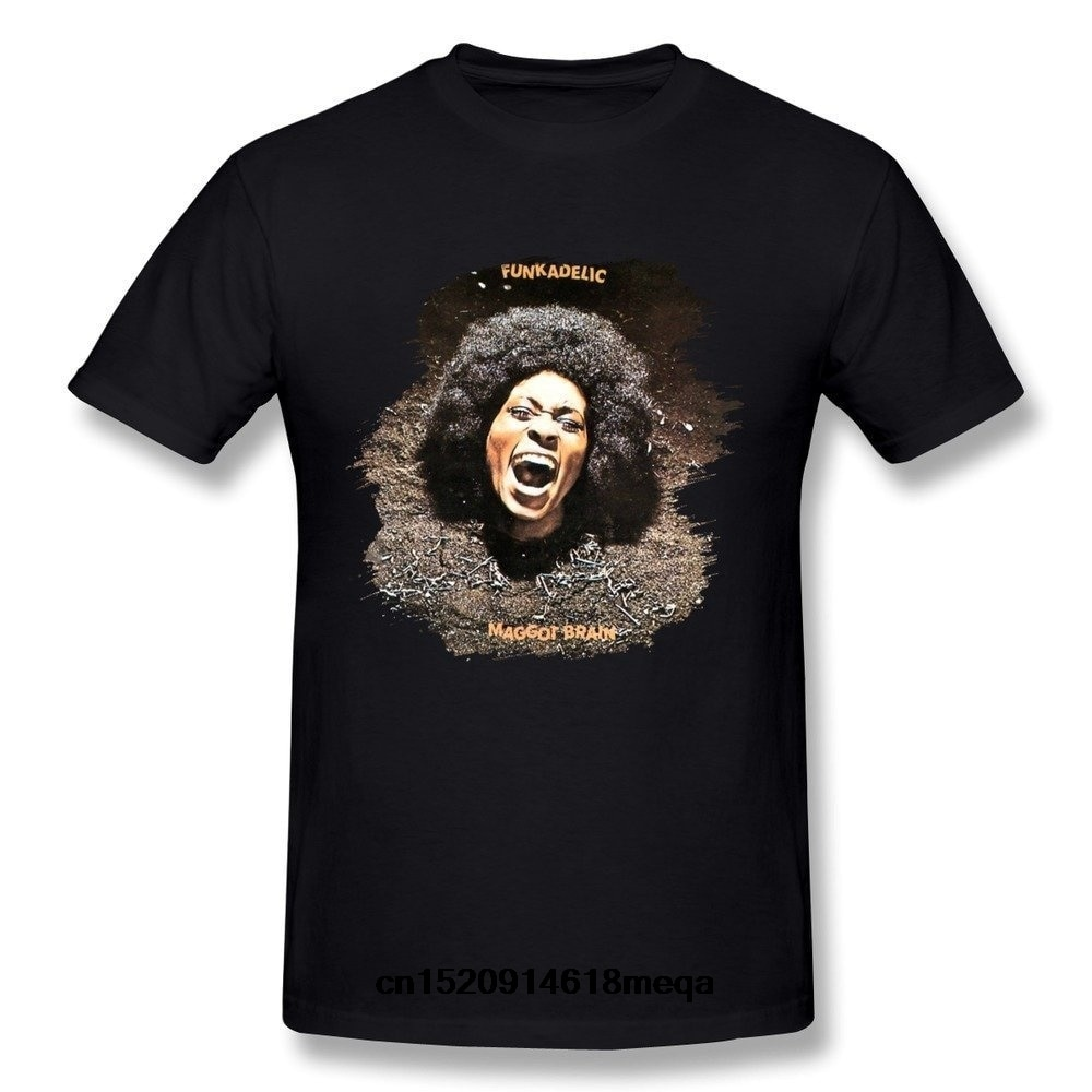 Camiseta Funkadelic Maggot Brain para hombre