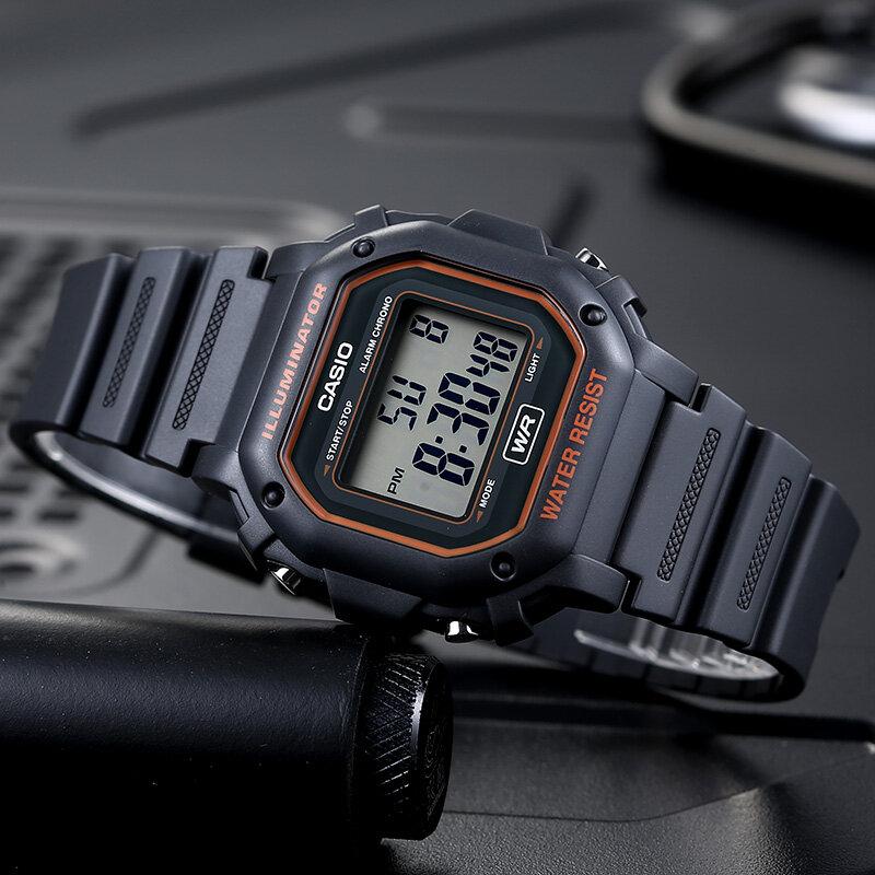 Casio wrist watch men top luxury set quartz watch Life waterproof Sport men watch relogio masculino часы мужские reloj F-108WH-1 enlarge