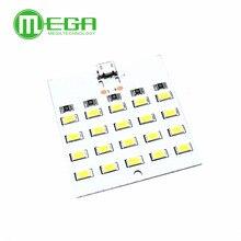 20 LED lamp beads LED light panel USB mobile light emergency light