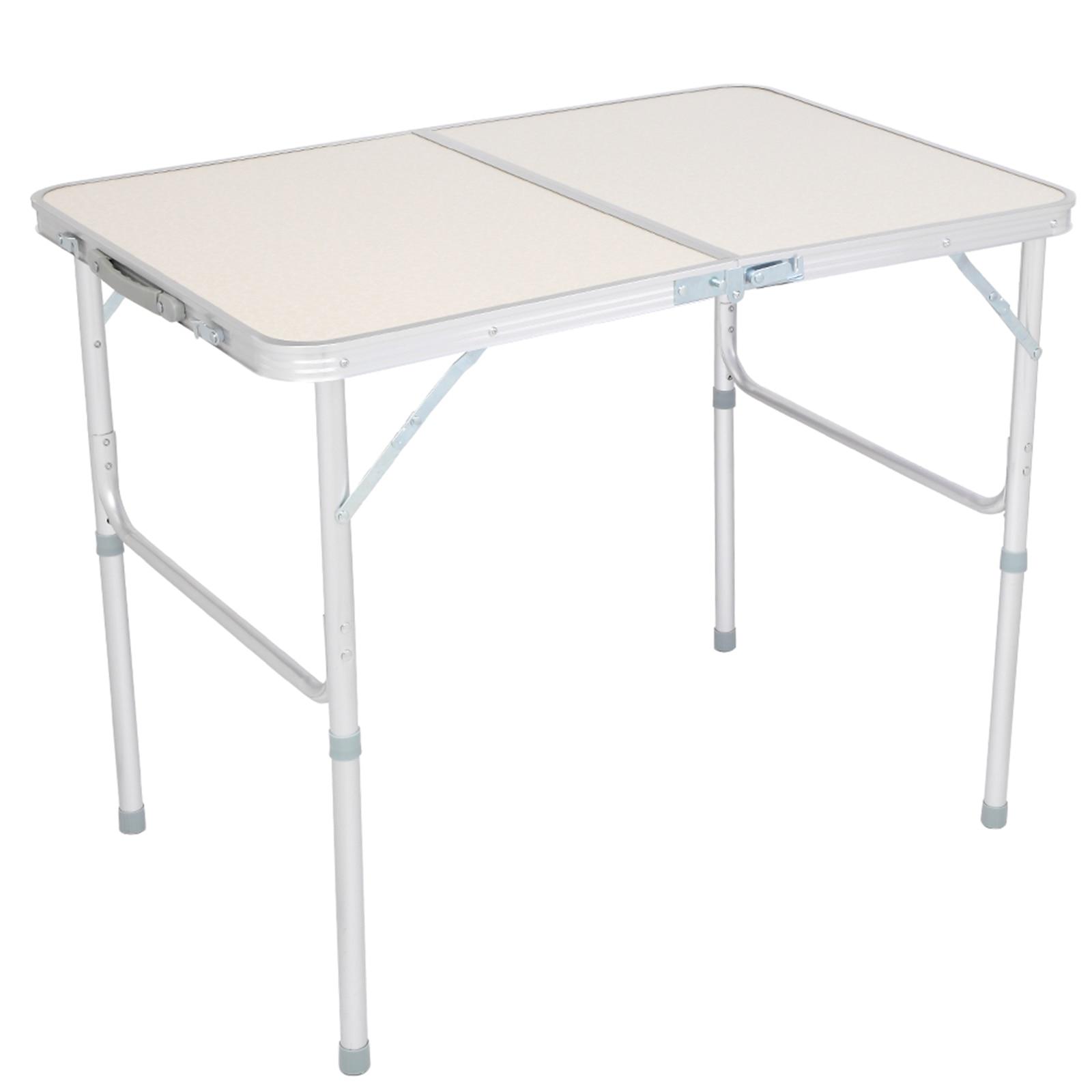 Портативный складной стол, уличная мебель, компьютерные столы для кровати, столы для пикника, ульсветильник складной стол из алюминиевого с...