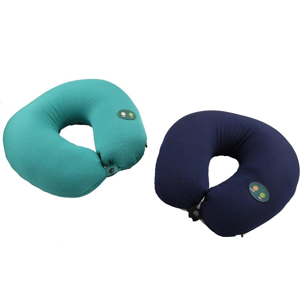 Nacken-massagegerät u-form elektrische Halswirbel kissen Instrument Massage Gerät Gesundheit Pflege Kissen