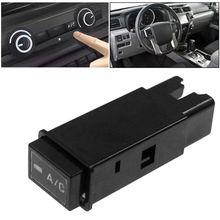 Interrupteur à bouton-poussoir pour système de climatisation A/C, pour toyota RAV4 Tacoma 4runner Pickup