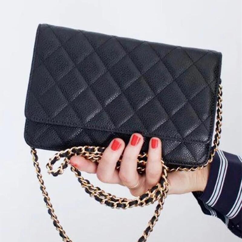 الفاخرة العلامة التجارية كأا أزياء بسيطة صغيرة صندوق مربع المرأة مصمم عالية الجودة حقيقي جلدي سلسلة الهاتف المحمول شنطة كتف
