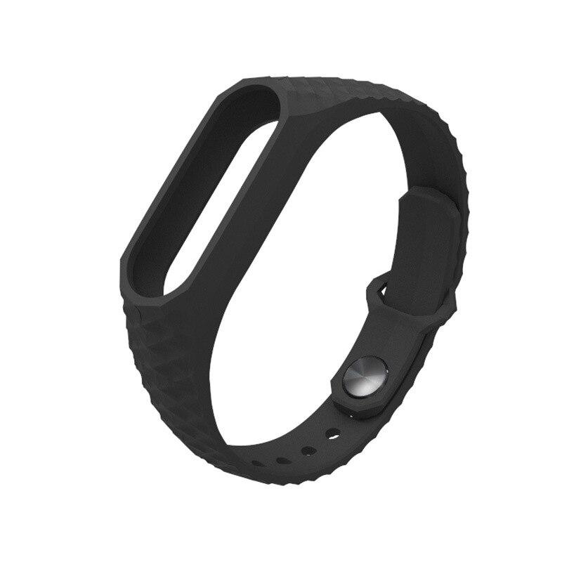 Ремешок для часов Xiaomi ремешок 2 браслет Аврора обратная Пряжка анти-падение встроенный анти-потеря кольцо хост анти-потеря для группы 2