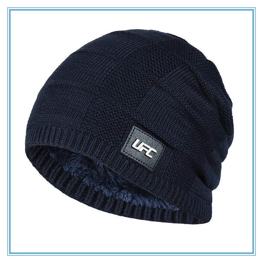 Мужские вязаные зимние головные уборы для мужчин и женщин шапки с надписью Skullies Beanies