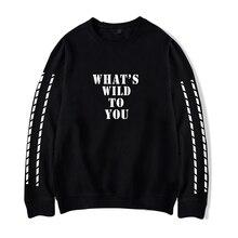 2019 Kpop GOT7 jackson team wang same printed fleece pullover hoodies for i got7 autumn winter unisex hoodie sweatshirt clothes