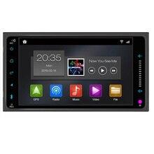 Autoradio DSP 4G 64G IPS Android 10 pour Toyota RAV4 COROLLA VIOS HILUX Terios Land Cruiser 100 PRADO GPS PC sans lecteur dvd