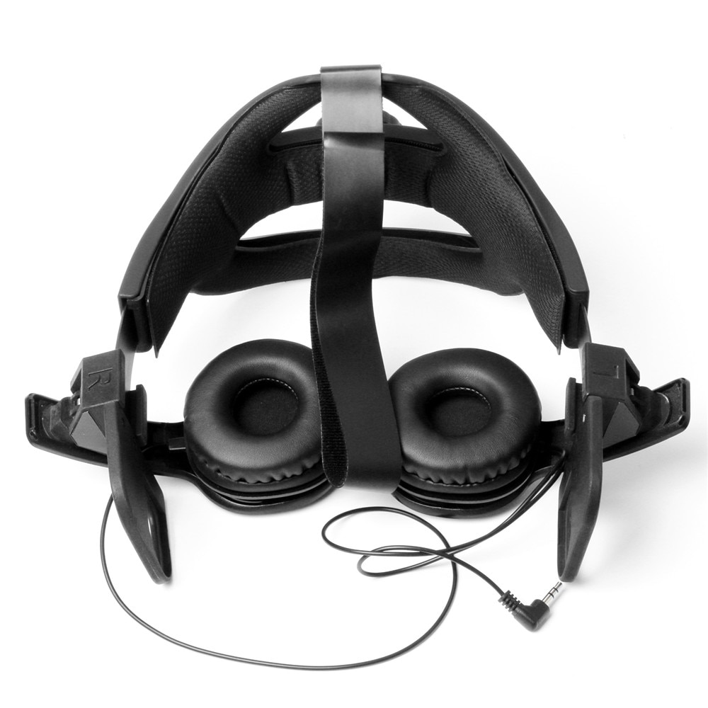 For HTC VIVE VR Headset Adjustable VR Helmet Headband Belt Sponge Leather Head Strap Head Band Accessories enlarge