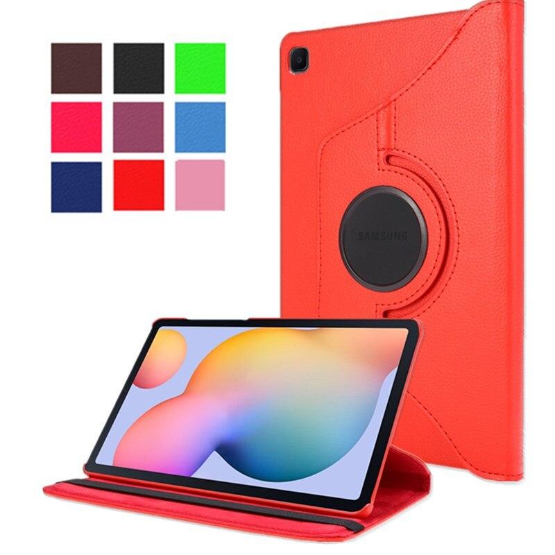 Чехол для Samsung Galaxy Tab A, SM-T510 SM-T515 T510 T515, вращающийся на 360 градусов, Магнитный чехол для samsung galaxy tab a 10 1, 2019