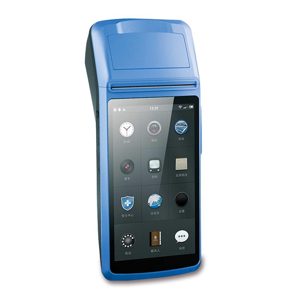 NETUM Android POS Terminal Receipt Printer Handheld PDA Bluetooth WiFi 3G NFC Data Collector Portabl