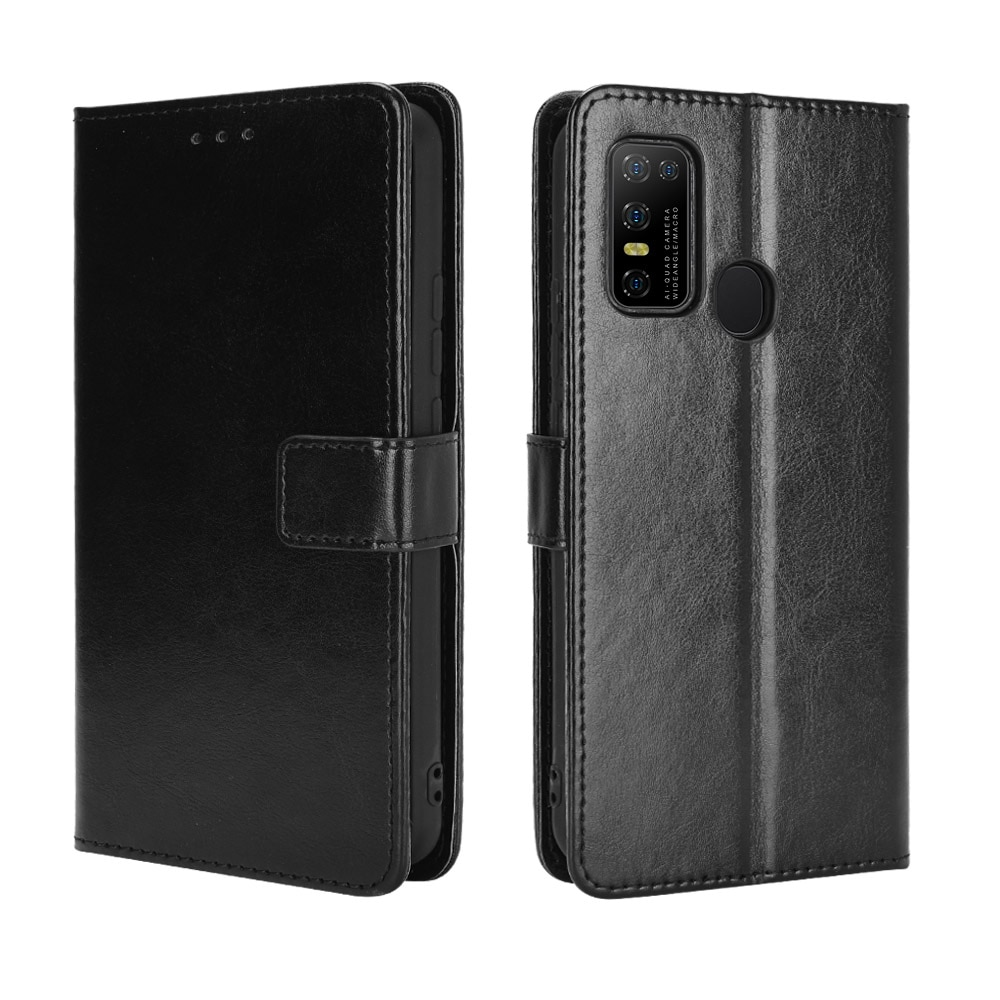 Case for Doogee N30 Premium PU Leather case Back Cover Flip Case Cover On for Doogee N30