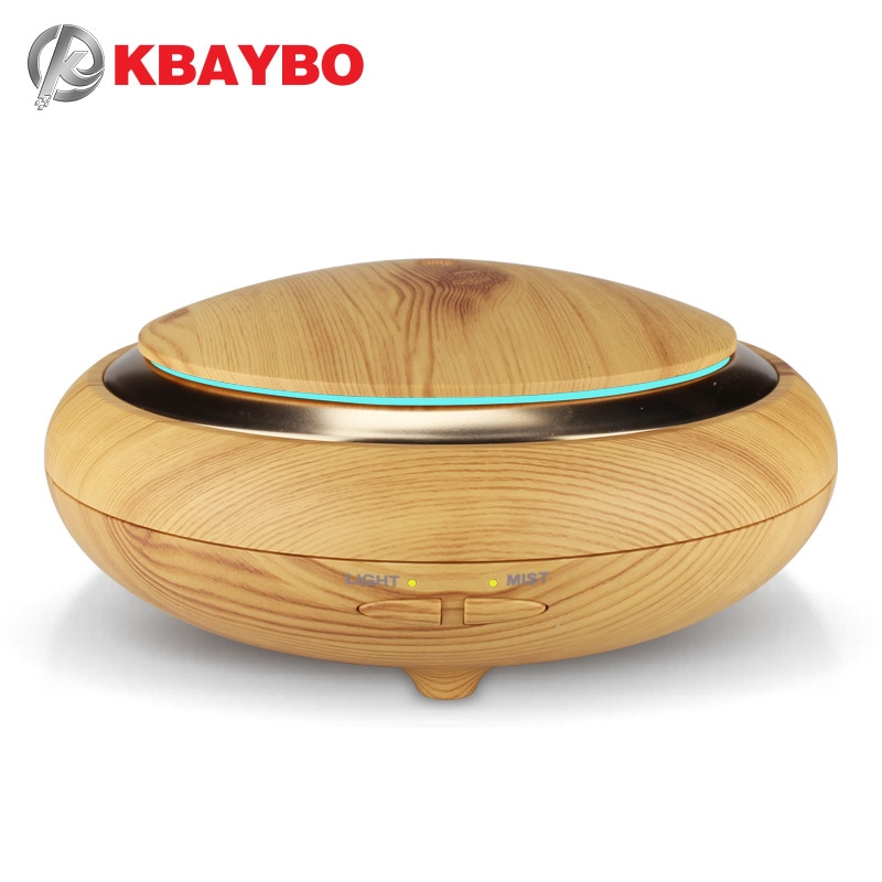 mini wooden aromatherapy humidifier aroma diffuser essential oil diffuser air purifier color changing led touch switch Mini Aroma Diffuser 150ml Essential Oil Aroma Diffuser Ultrasonic Humidifier Air Purifier Mist Maker Home Office Aromatherapy