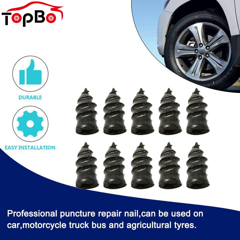 10 шт., гвозди для ремонта автомобильных шин