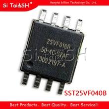 5 sztuk SST25VF040B-50-4C-S2AF SST25VF040B SST25VF040 25VF040 SOP-8