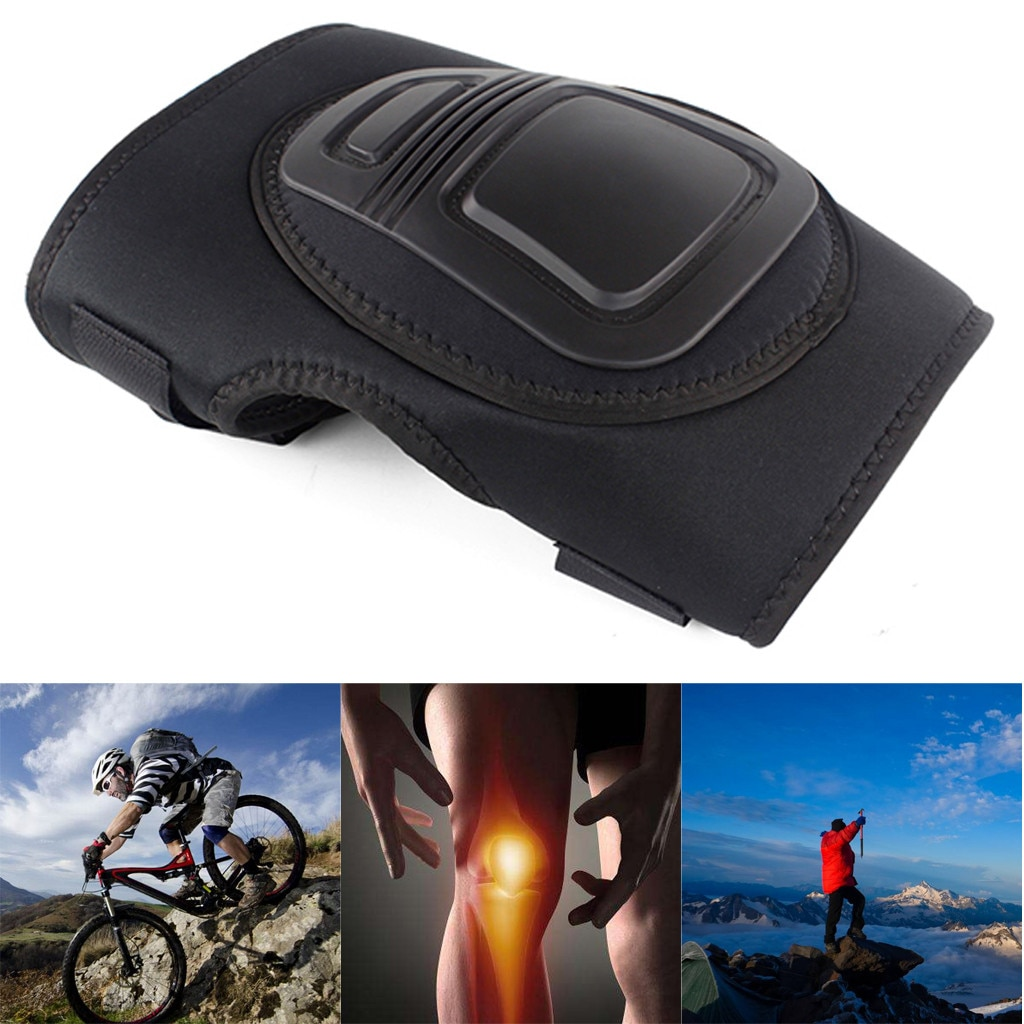 Rodilleras antideslizantes transpirables, juego de protección para bicicleta de montaña, rodillera de baile, rodillera, soporte para MTB