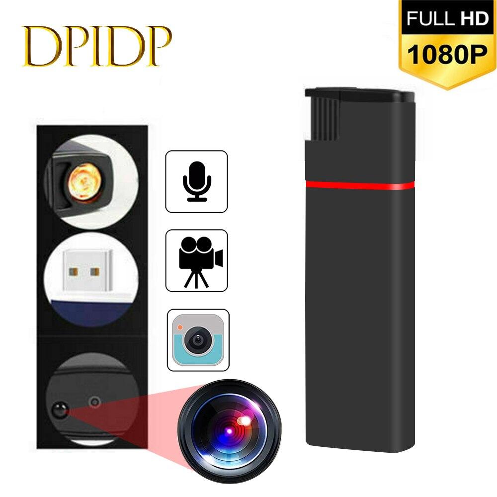 1080P Full HD Mini Camcorder Night Lighter Camera Outdoor Security Camera Ultra-compact DV DVR Surve