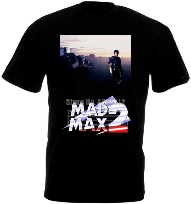 Póster de Guerrero película Mad Max Ii The Road, camisetas gráficas personalizadas Unisex, camiseta de gimnasio, camiseta Hardcore Cxxkpw