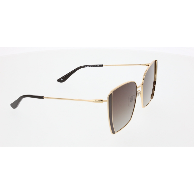 Gafas de sol para mujer os 3007 02 metal dorado rectángulo orgánico 56-16-145 osse