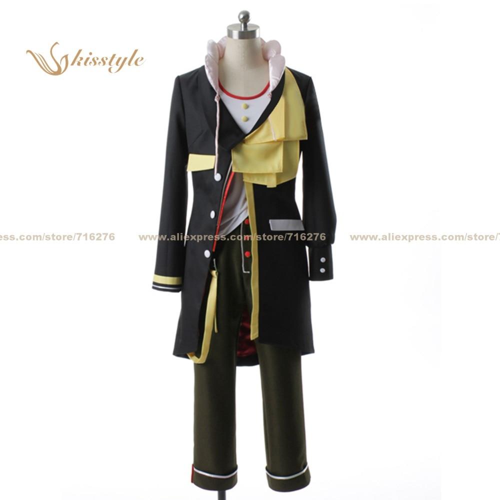 Anime tsukiuta seis gravidade 12 dezembro shiwasu kakeru uniforme cos vestuário cosplay traje, personalizado aceitado