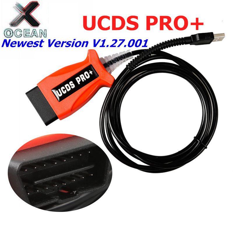 2020 UCDS Pro для Ford UCDS PRO UCDSPRO программное обеспечение V1.27.001 полная Лицензия Замена для Ford Vehicle communication Module 2